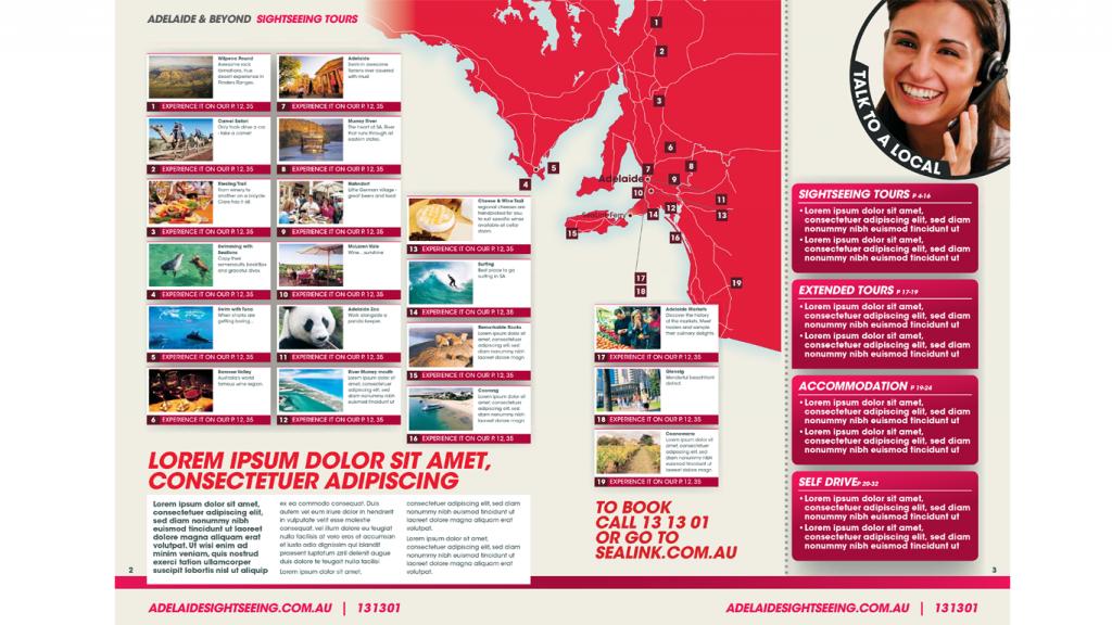 Adelaide Sightseeing brochure -1