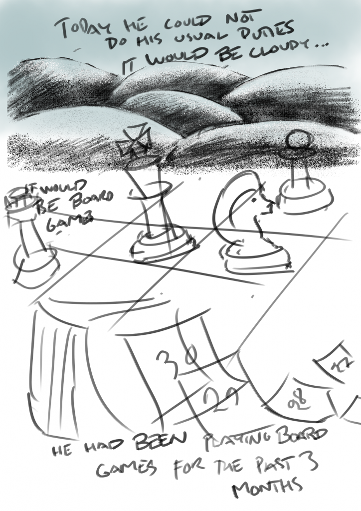 Page draft chess