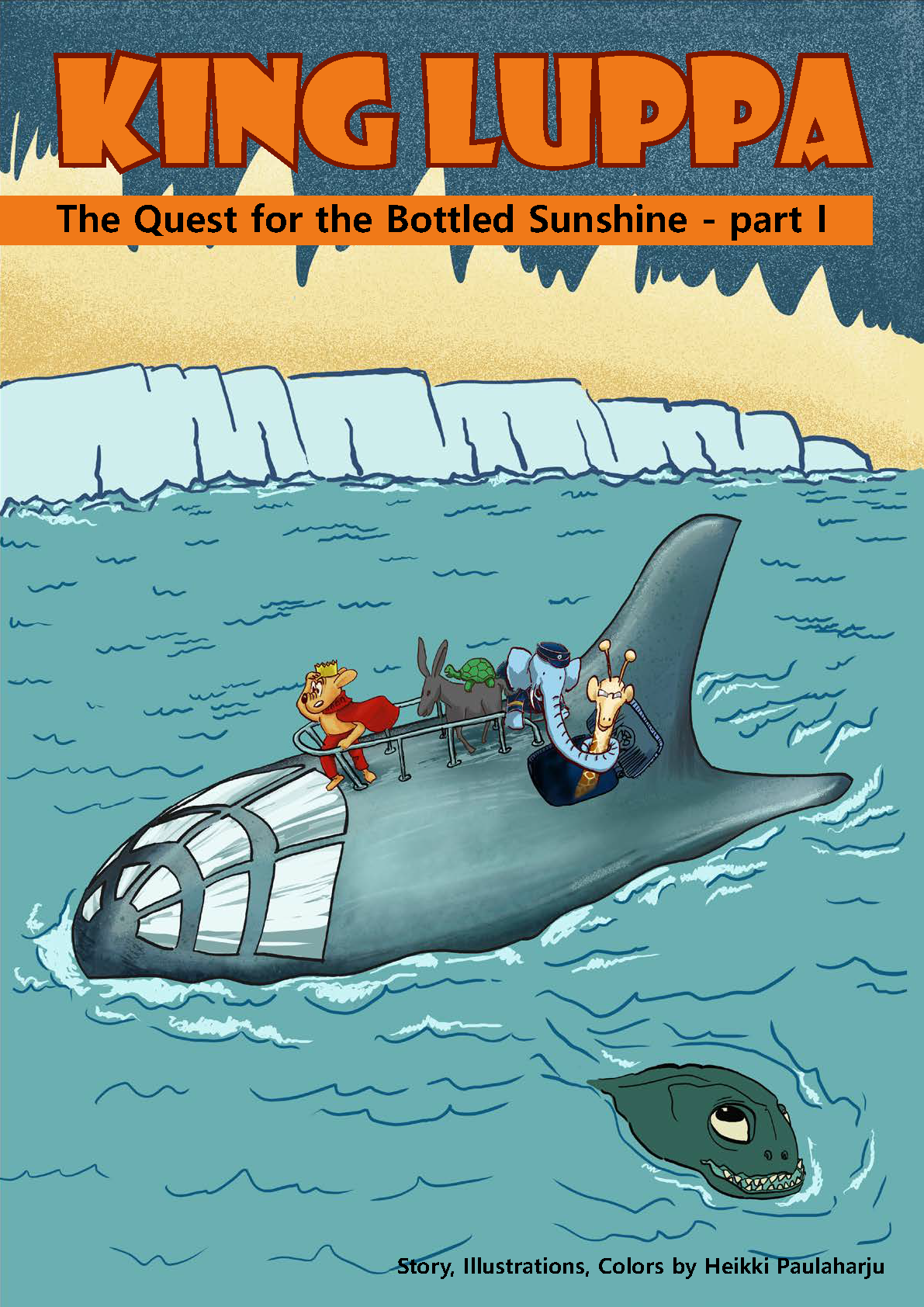 The quest for the bottled sunshine - part 1
